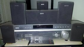 Receiver Home Theater Sony Str-k870p Funcionando 100%