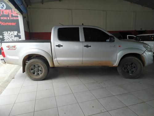 Toyota Hilux 2014 3.0 Std Cab. Dupla 4x4 4p