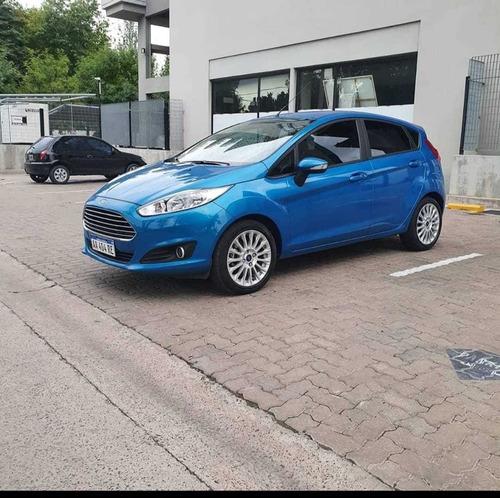 Ford Fiesta Kinetic Se 1.6