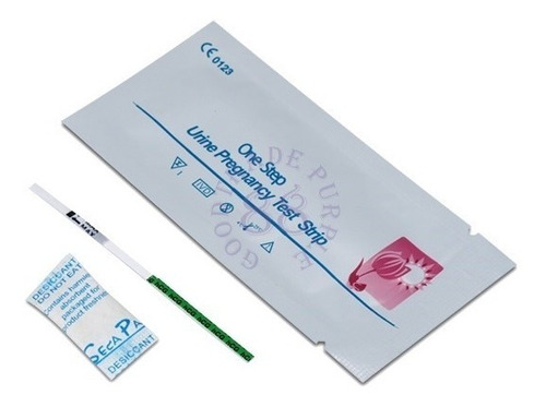 Test De Embarazo Strips Alta Sensibilidad 99%