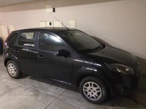 Fiesta Hatch 2012 Completo (ar,direção,trava,4p)1.0 Flex+gnv