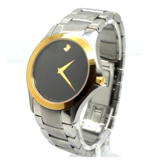 Relógio Movado Mod: Museum - Ref: 81 G2 1855 - Masculino