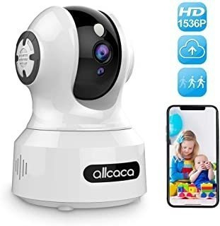 [update] Baby Camera Monitor,allcaca 1536p Wireless Ip Camer