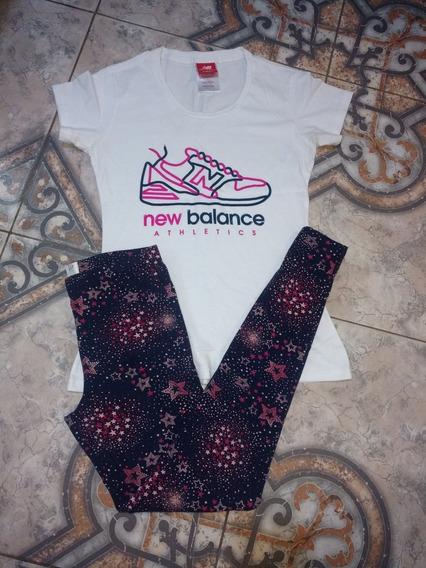 conjunto mujer new balance