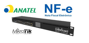 Mikrotik- Routerboard Rb 3011uias-rm L5 Selo Anatel Hlg + Nf