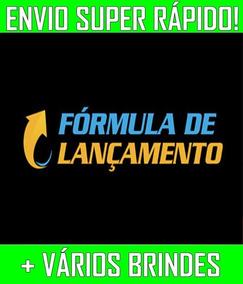 Fórmula De Lançamento - Erico Rocha + Brindes