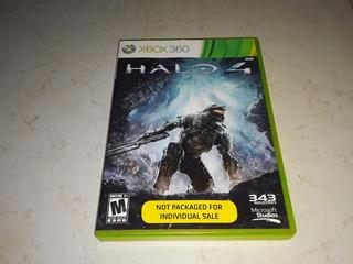 Oferta, Se Vende Halo 4 Xbox 360