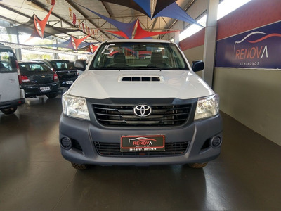 Toyota Hilux 3.0 4x4 Cs Chassi 16v Turbo Intercooler