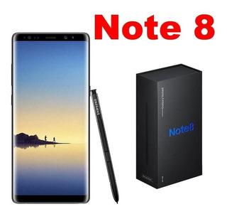 Samsung Galaxy Note 8 64gb Dorado Libre Dual Sim Miraflores
