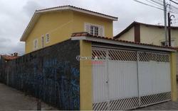 Sobrado Residencial À Venda, Vila Fátima, Guarulhos. - So0083
