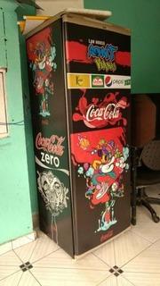 Geladeira Para Fanáticos No Flamengo