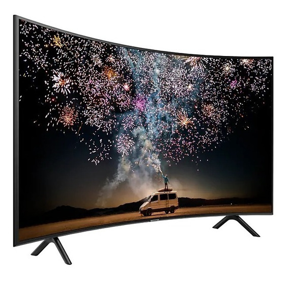 Pantalla Samsung 49 Curva Smart Tv 4k Mod 49ru7300 Bluetooth