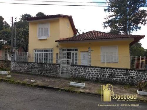 Casa A Venda No Bairro Vale Dos Pinheiros Em Nova Friburgo - - 1453-1
