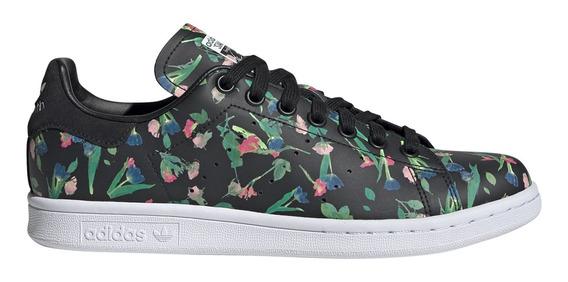 Zapatillas adidas Originals Moda Stan Smith W Mujer Ng/vd