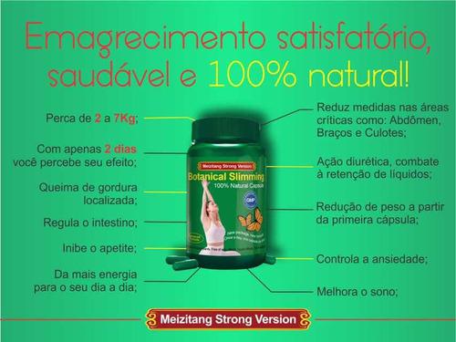 botanic slimming mzt mercado livre