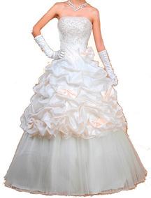 Vestido De 15 Anos 40 - Princesa - Pronta Entrega - Vn00214