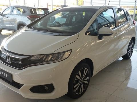 Honda Fit 1.5 Exl Flex Aut. 5p 2020