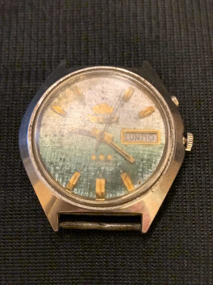 Relógio Orient Antigo Automático