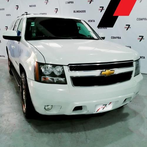 Imagen 1 de 8 de Chevrolet Suburban 2013,blanca,nivel 5