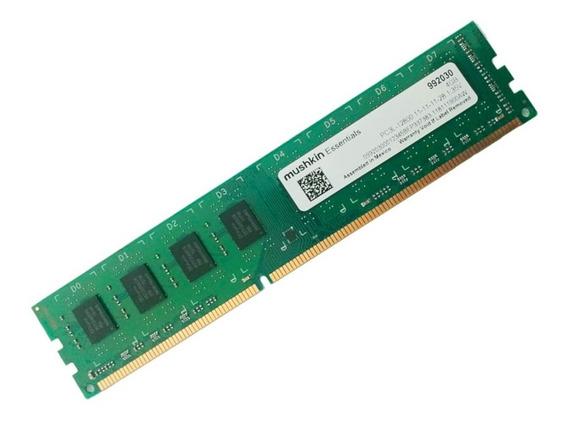 Memoria Mushkin Essentials Udimm Ddr3 4gb 1600mhz