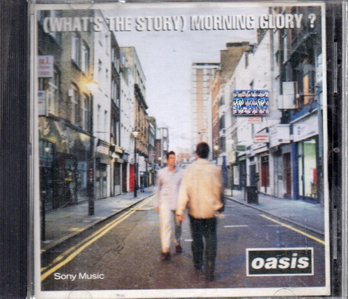Oasis - What´s The Story Morning Glory - Cd Original