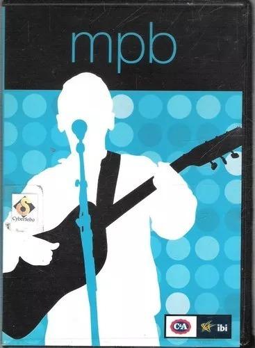 Dvd Mpb - C&a / Ibi