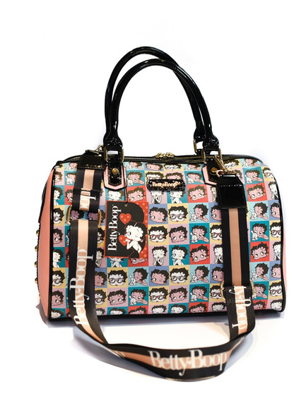 Cartera Betty Boop 80931 (3colores)
