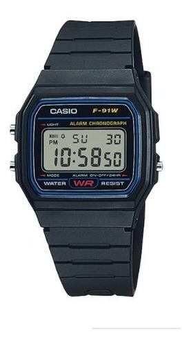 Reloj Casio F-91w-1d Hombre Vintage