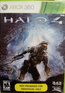 Juego De Xbox 360Halo 4