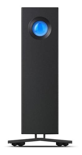 Disco rígido externo LaCie D2 STHA8000800 8TB preto
