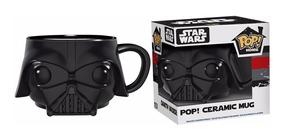 Funko Pop! Home - Caneca (ceramic Mug) / Darth Vader