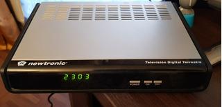 Receptor Decodificador Tda Hd Newtronic Usado Sin Control