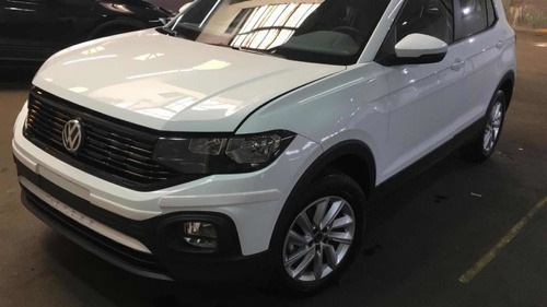 Volkswagen T-cross 2021 1.6 Comfortline At