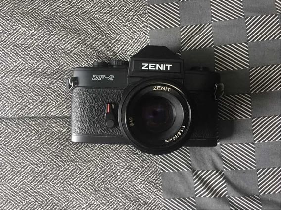 Câmera Analógica Zenit Df-2