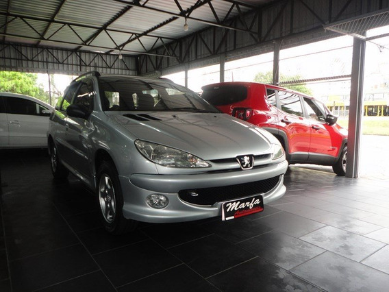 Peugeot 206 1.4 Moonlight Sw 8v Flex 4p Manual