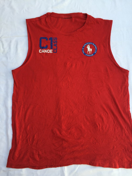 Musculosa Polo Ralph Lauren Co,usa, C1 Cande Clas Talle M