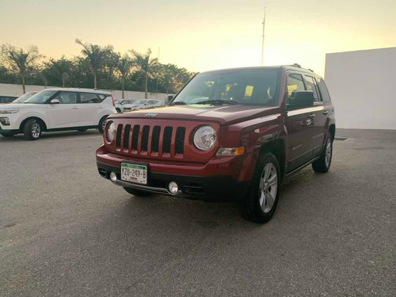 Jeep Patriot 2.4 Limited L4 At 2015