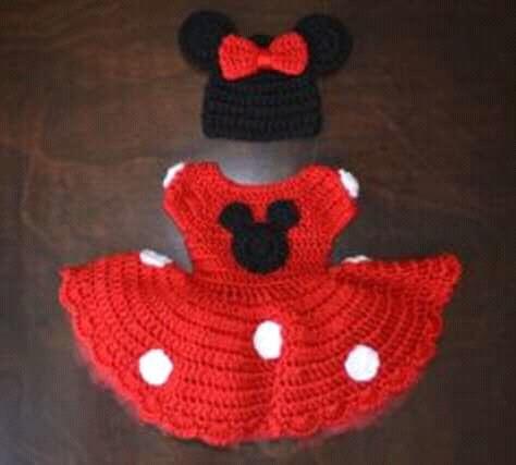 Vestidos Minnie