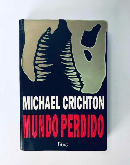 Livro Mundo Perdido Michael Crichton