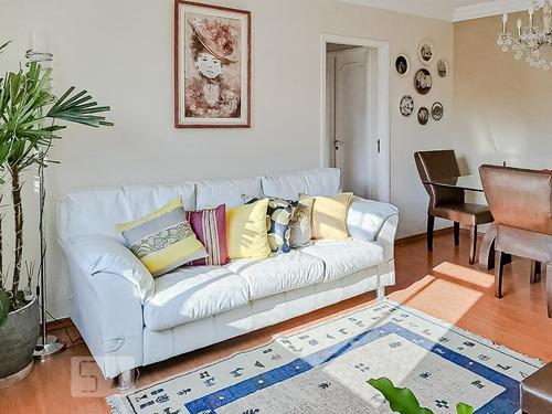 Apartamento À Venda - Moema, 3 Quartos,  99 - S893057744