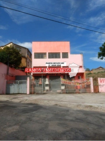 1 Loja 2 Galpões Lote 582m² Venda Nova - Belo Horizonte-mg