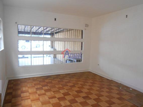 Casa Assobradada Para Locação No Bairro Saúde Em São Paulo - Cod: Ai683 - Ai683