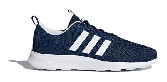 Tenis adidas Hombre Azul Cf Swift Racer Db0675