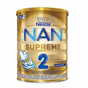 Leite Nan Supreme 2 800g Kit Com 2