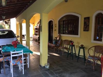 Casa Em Várzea Das Moças, São Gonçalo/rj De 0m² 4 Quartos À Venda Por R$ 900.000,00 - Ca215923