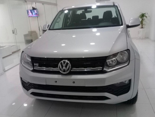 Volkswagen Amarok 3.0 V6 Comfortline 258 Cv My 2020 0km 25