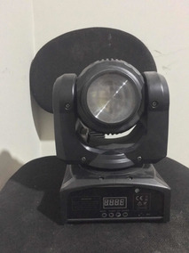 Moving 2 In 1 Led Spot Head Light Profissional