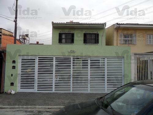 Imagem 1 de 15 de Sobrado Em Jaguaré - São Paulo, Sp - 201183