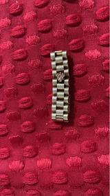 Anillo Rolex 14k