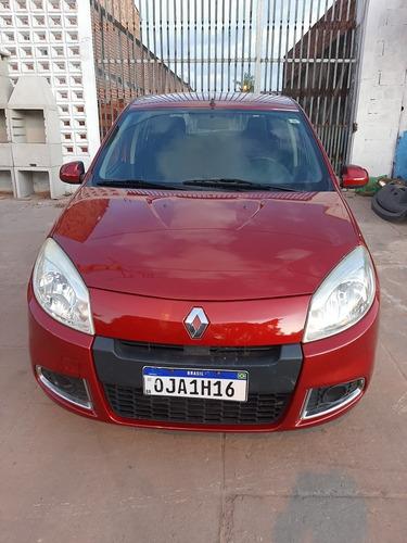 Imagem 1 de 7 de Renault Sandero 2013 1.6 Privilège Hi-power 5p